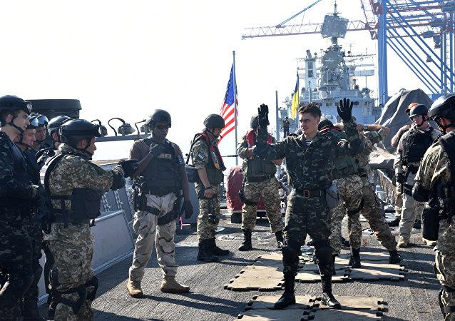烏克蘭預先通告稱將同美國舉行聯合海上軍演