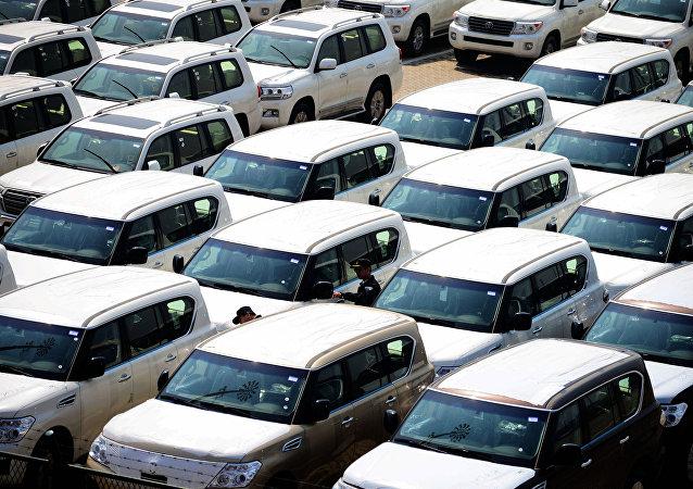 中國汽車工業協會:3月中國汽車出口同比增長45.5%