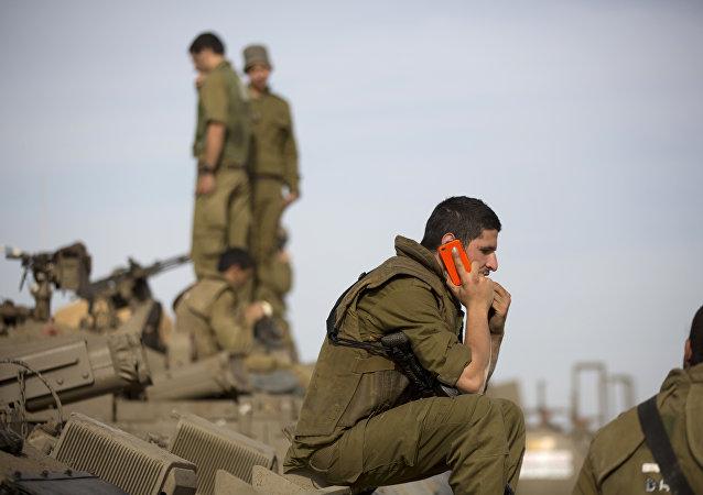 以色列士兵