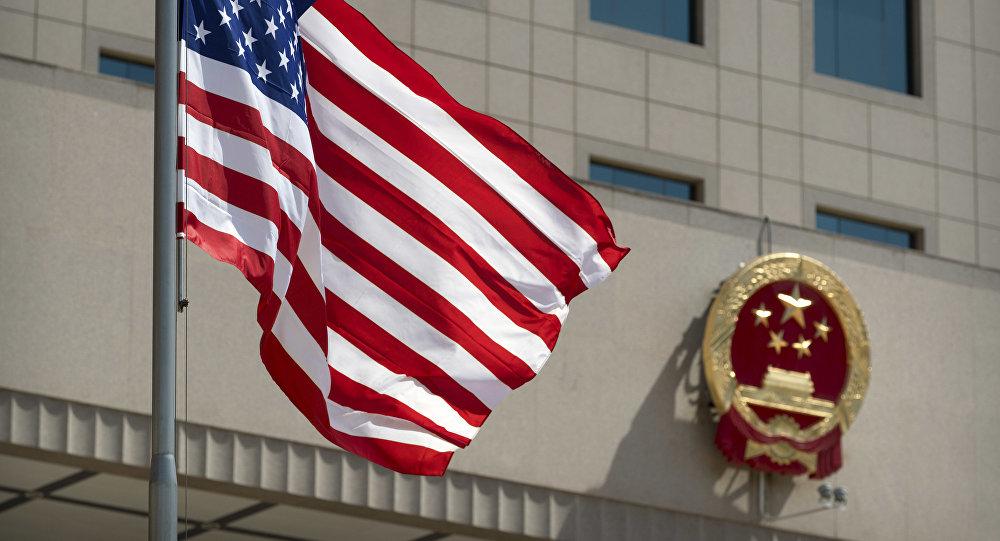 美國對中共中央軍委裝備發展部及部長進行了制裁