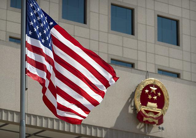 華媒:美制裁中國軍隊,其傲慢已經滿格