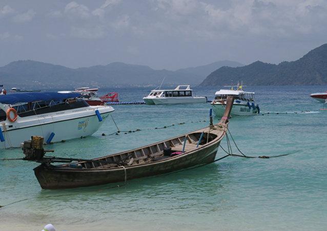 媒體:泰國療養勝地普吉島淡水極度匱乏