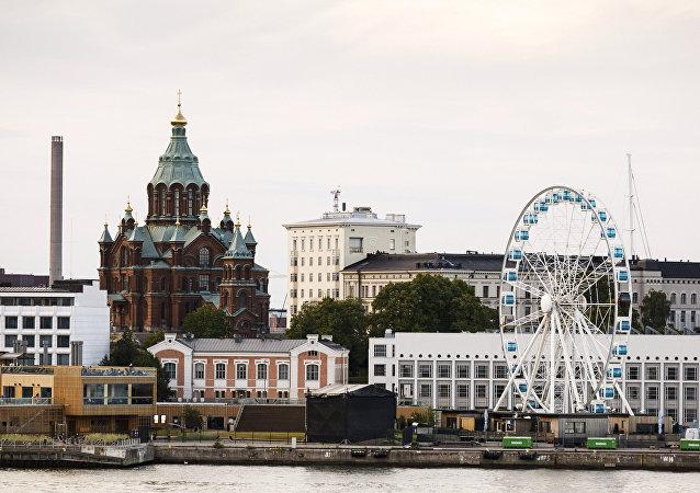 赫爾辛基市長:準備接待普京和特朗普