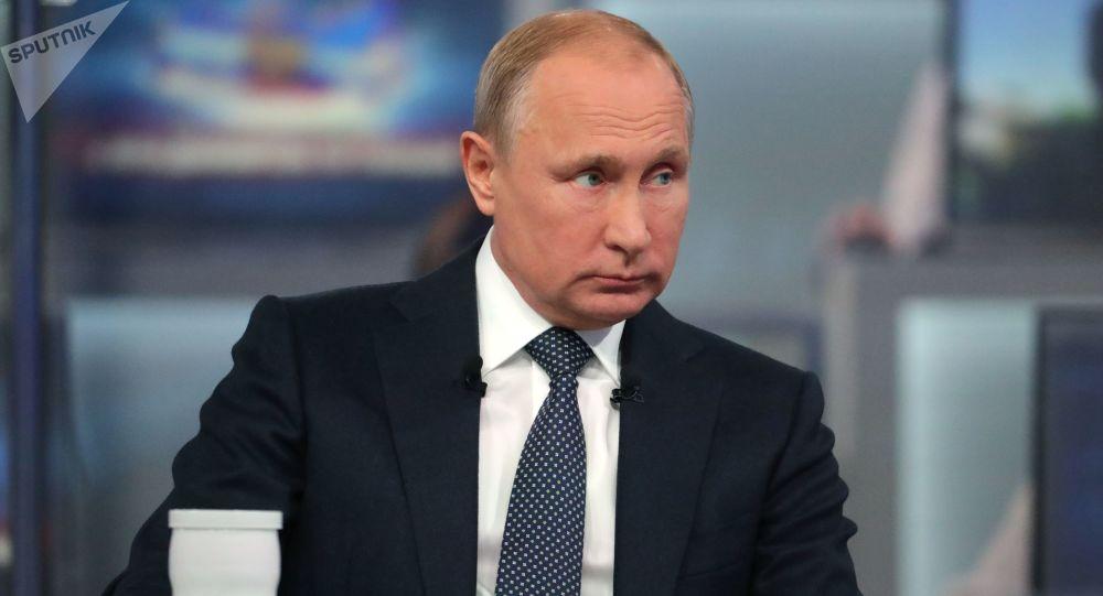 克宮:普京7月6日將在俄儲蓄銀行國際網絡安全大會上講話