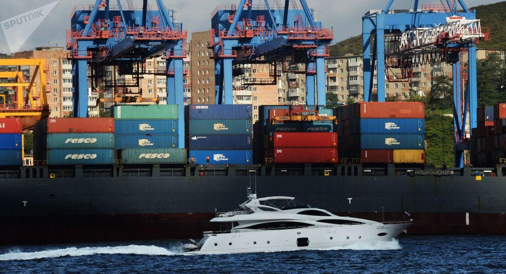 今年上半年俄羅斯與上合組織成員國的貿易額達800億美元