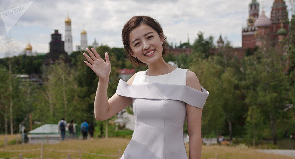 聽央視主播楊茗茗談俄羅斯世界杯