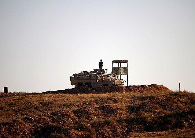 敘利亞與約旦接壤