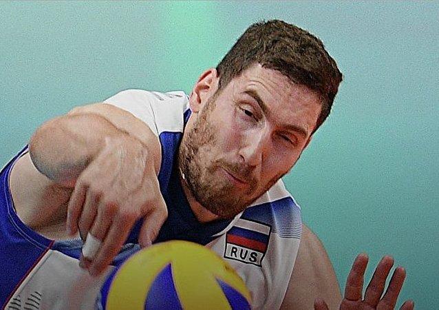 俄羅斯男排國際排球聯賽首秀 戰勝法國奪冠