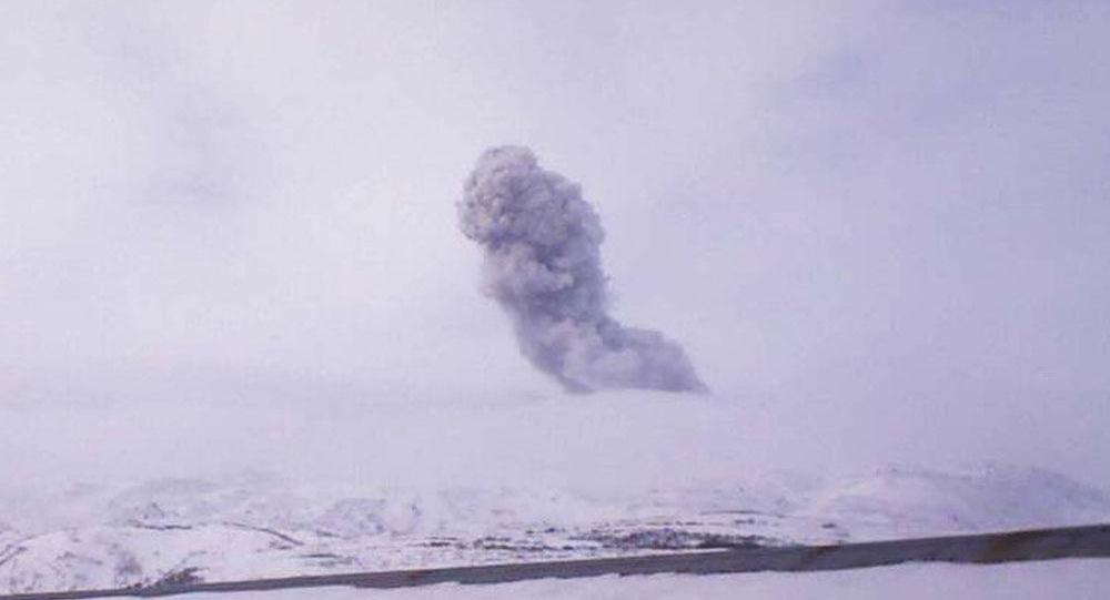 埃別科火山