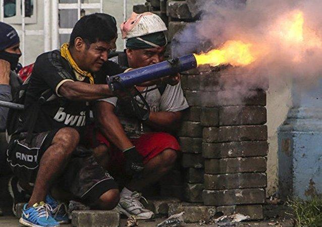 尼加拉瓜抗議遊行死亡人數上升至323人
