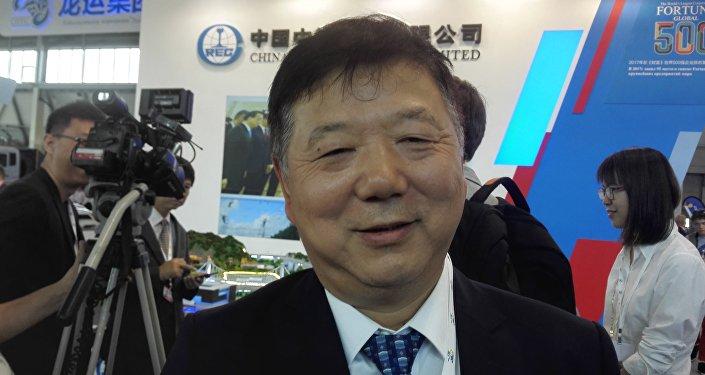 中國中鐵四局集團有限公司董事長張河川