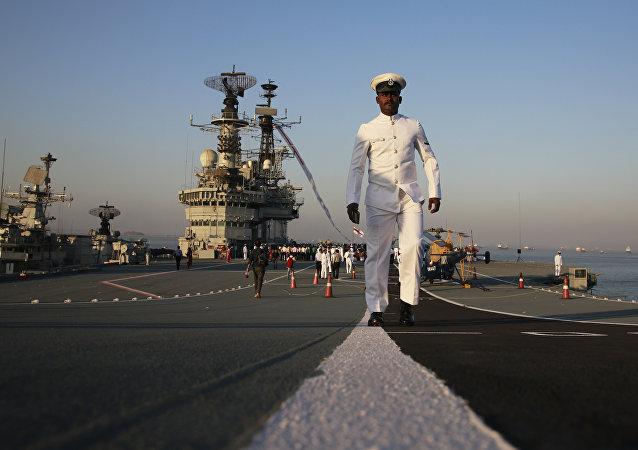 專家認為,海上安全有可能成為中印合作的新領域。