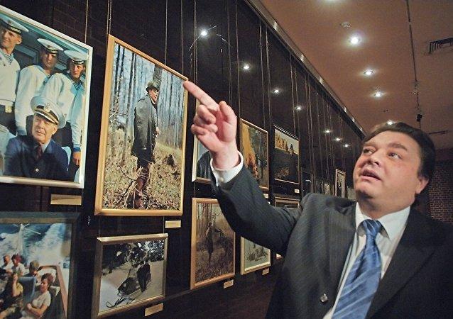 蘇聯領導人勃列日涅夫之孫因梗塞去世