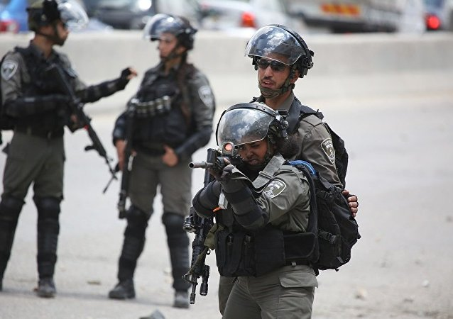 以色列軍方在以境內擊落一架來自敘利亞的無人機