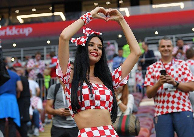 克羅地亞球迷