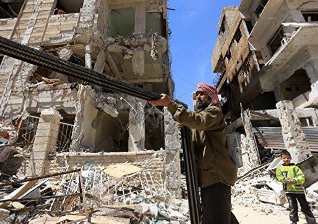 德黑蘭將維持在敘利亞的軍事存在