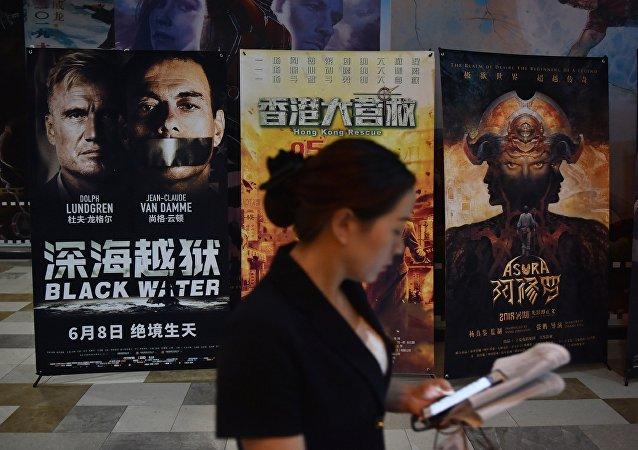 中國電影正征服整個世界