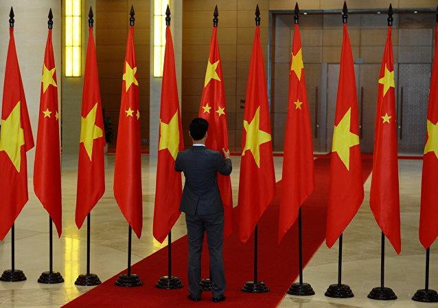 5000余中國勞工在越南被安排隔離