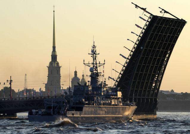 亞歷山大·奧布霍夫號掃雷艦