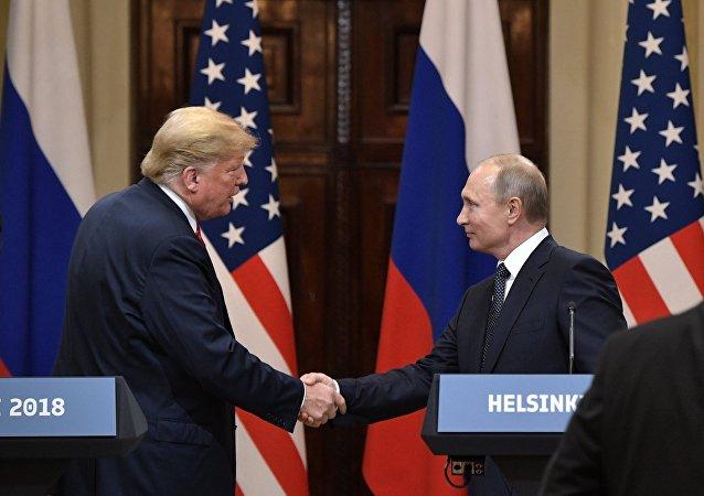 俄駐美大使:作為核大國俄美不應爭吵而應合作