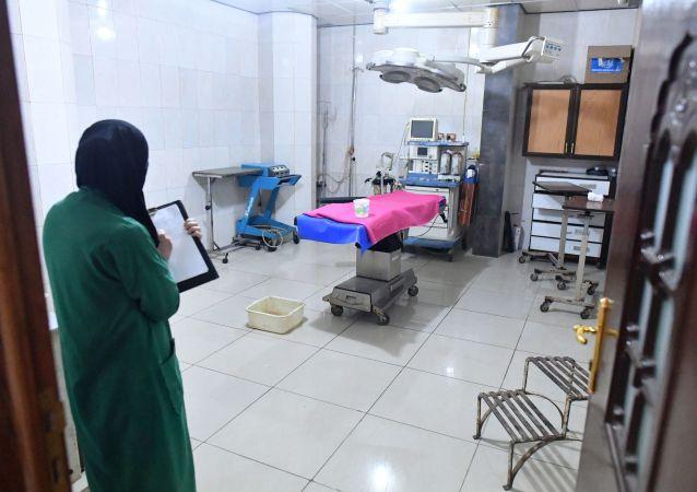 俄國防部:敘利亞逾300個醫療教育設施得到重建