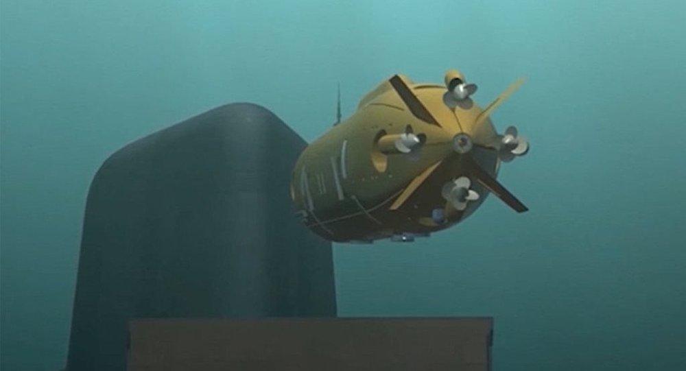 波塞冬無人潛航器