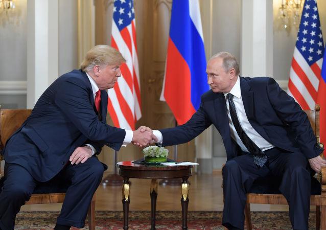 拉夫羅夫稱俄羅斯準備舉行普京與特朗普的新一輪會晤