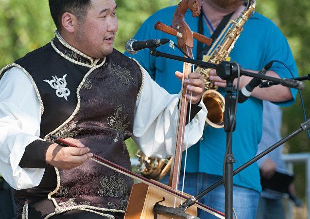 「遊牧人之聲」音樂節