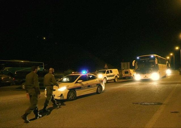 聯合國竭力否認參與疏散「白頭盔」行動