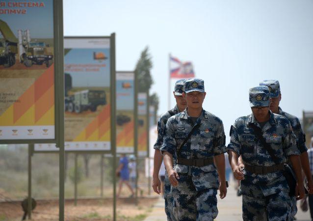 中國軍隊共斬獲「國際軍事比賽-2018」 四項團體第一