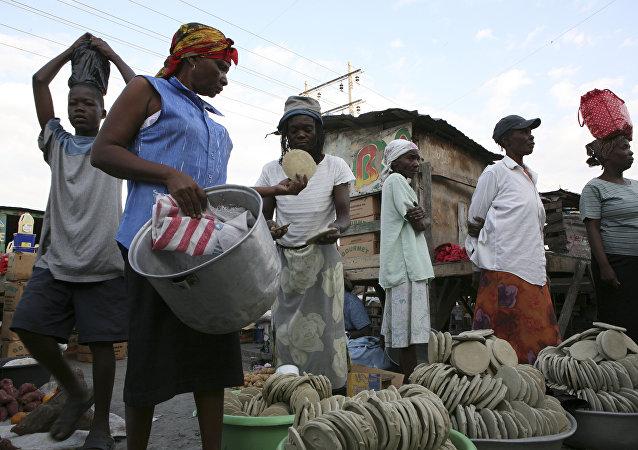 海地總統預警因新冠病毒疫情海地將面臨飢餓問題