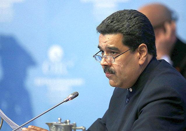 委內瑞拉總統致函聯合國秘書長請求反對美國封鎖