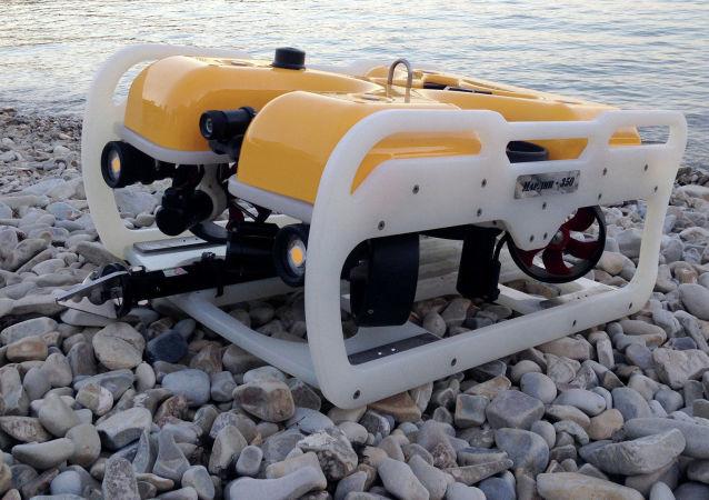 俄國防部採購45套「馬林-350」號潛水器