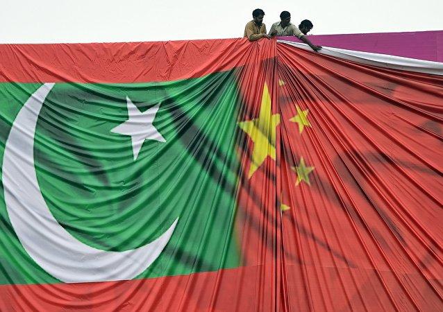 中巴外長認為軍事手段不能解決阿富汗問題