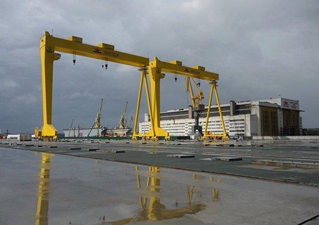 俄造船廠5年內將建造至少80艘漁船