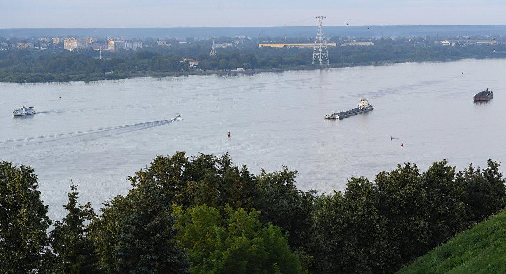 下諾夫哥羅德和伏爾加河