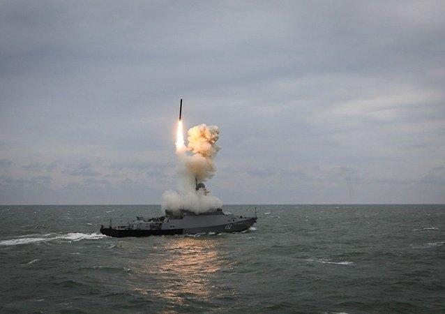 俄羅斯願意出口裝備「口徑」巡航導彈的導彈炮艇