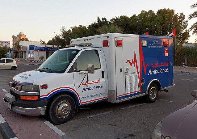 阿聯酋救護車
