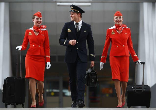 莫斯科機場被稱作世界上最準時的機場