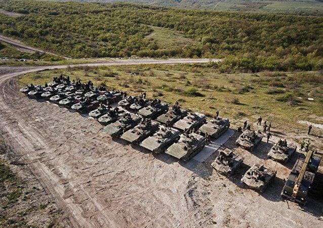 俄羅斯將開始大規模研制空降兵武器裝備
