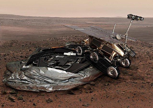 俄歐火星探測任務的發射時間推遲兩年