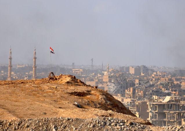 敘利亞東北部代爾祖爾省