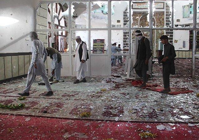 在阿富汗兩名塔利班指揮官被打死