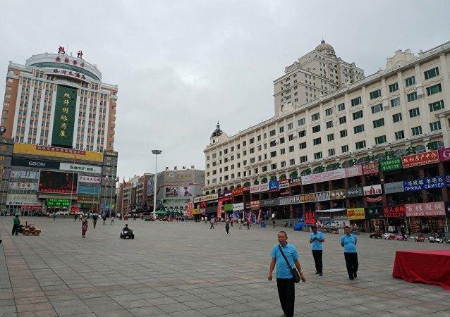 俄濱海邊疆區或開設東北亞各地區商品統一貿易中心