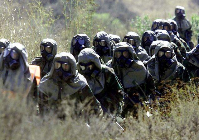 美國在波羅的海國家測試生物武器