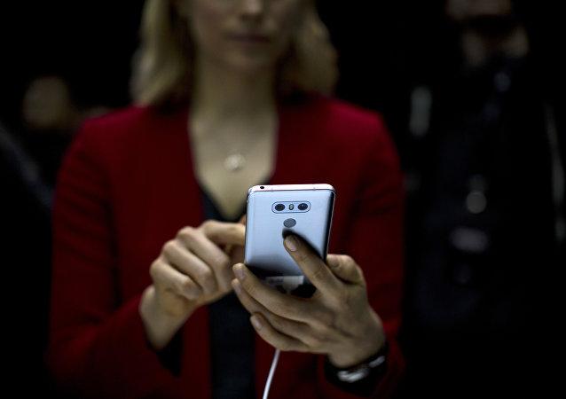 LG智能手機