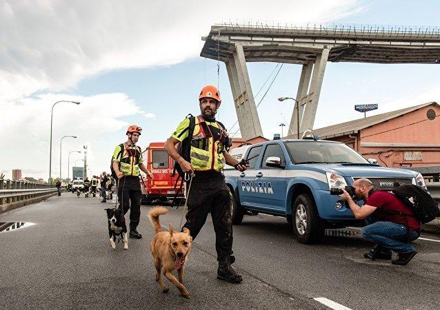 熱那亞事故橋梁設計師的其他作品因結構問題面臨坍塌威脅