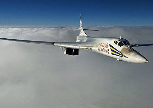 俄圖-160戰略轟炸機