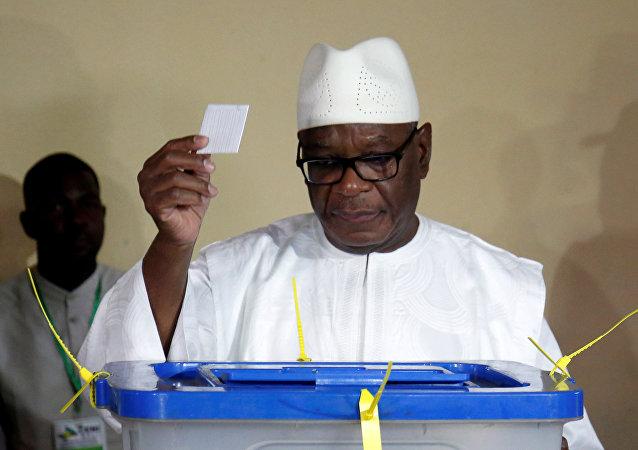 馬里總統任命西薩為該國總理