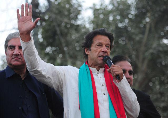 巴基斯坦總理伊姆蘭∙汗